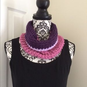 Accessories - KNITTED COLLAR